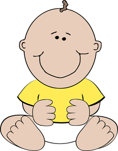Baby sitting up clipart image free library Sitting up: Guidelines for making baby sit up for solids | The ... image free library