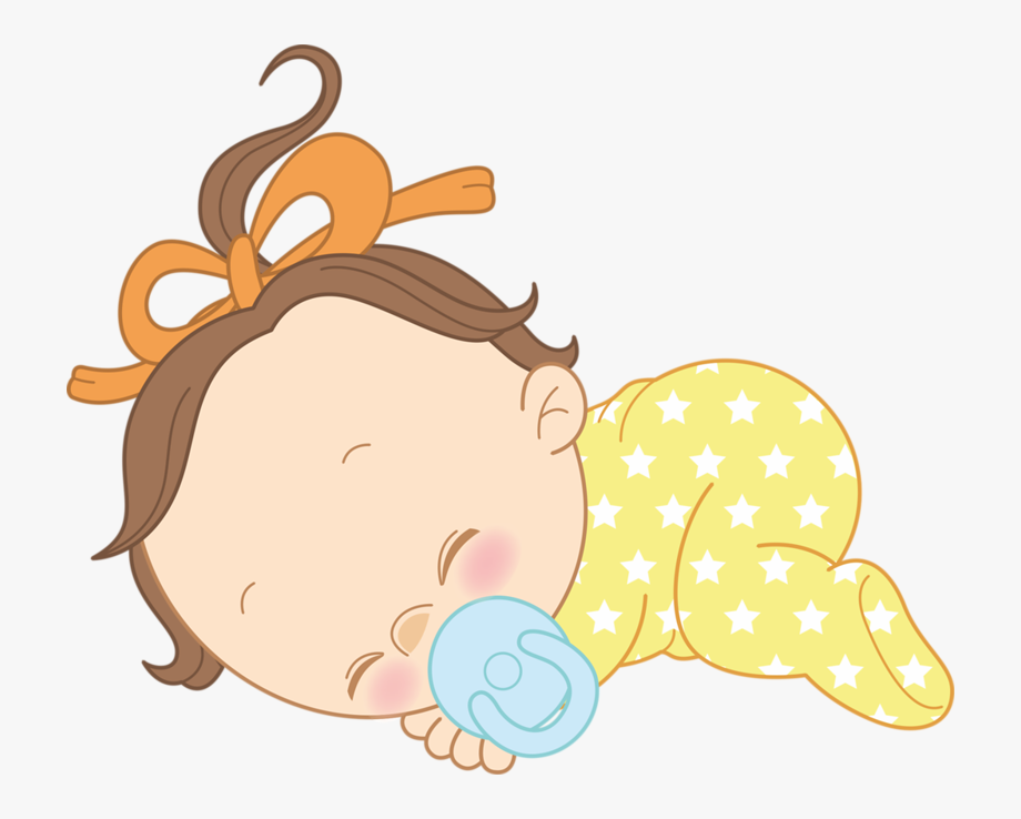 Baby Sleeping Clipart - Desenho De Bebe Png #3245 - Free Cliparts on ... image free download