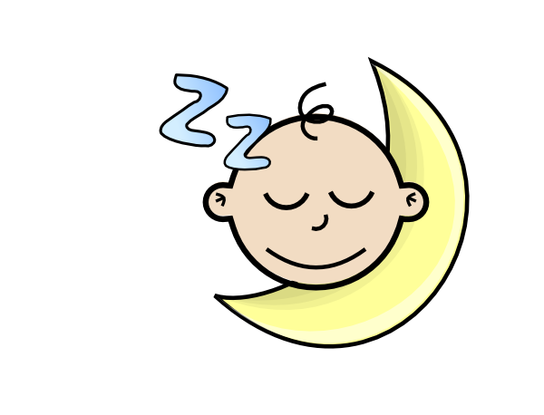 Free Sleeping Baby Cliparts, Download Free Clip Art, Free Clip Art ... clipart transparent library