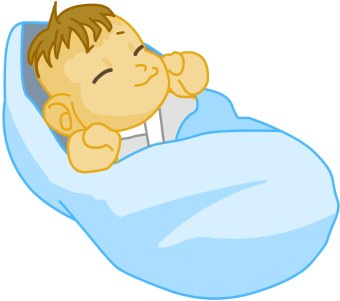 Baby sleeping on back clipart clip art freeuse stock Free Sleeping Baby Cliparts, Download Free Clip Art, Free Clip Art ... clip art freeuse stock