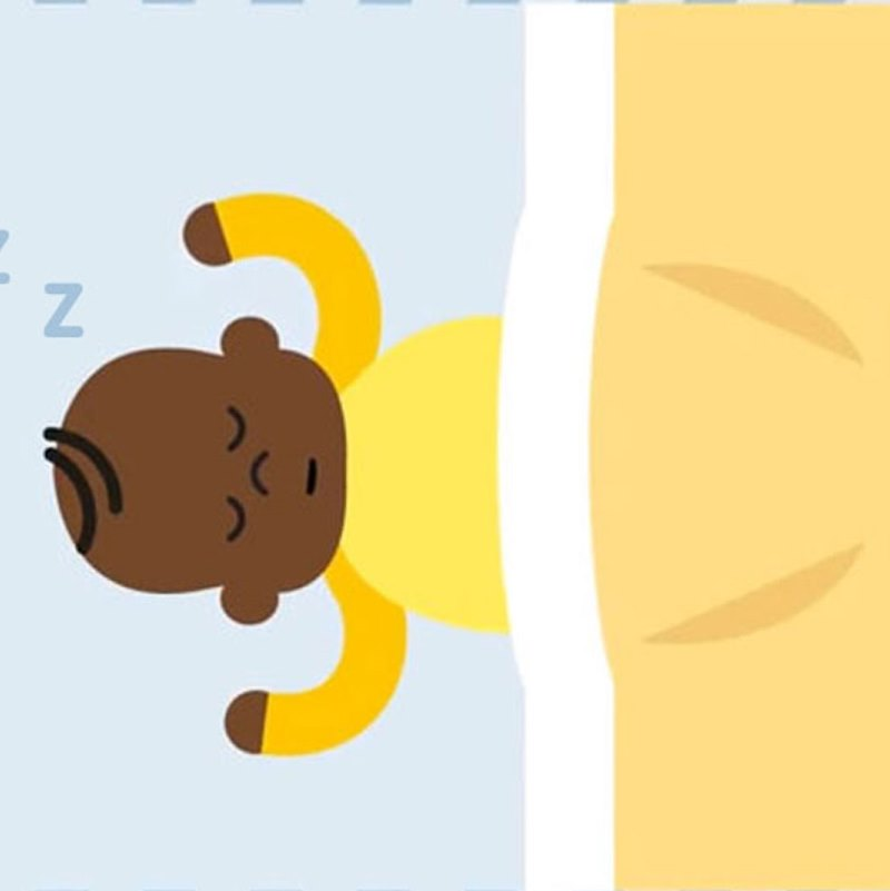 Baby sleeping on back clipart jpg transparent download How to reduce the risk of SIDS for your baby - The Lullaby Trust jpg transparent download