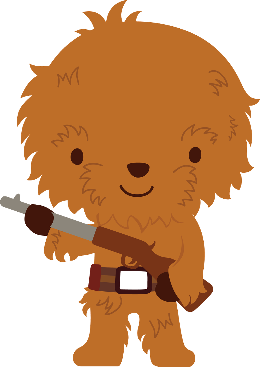 Star wars force clipart image transparent Galaxy Wars*** (Chewbacca) | Animados | Pinterest | Chewbacca, Star ... image transparent