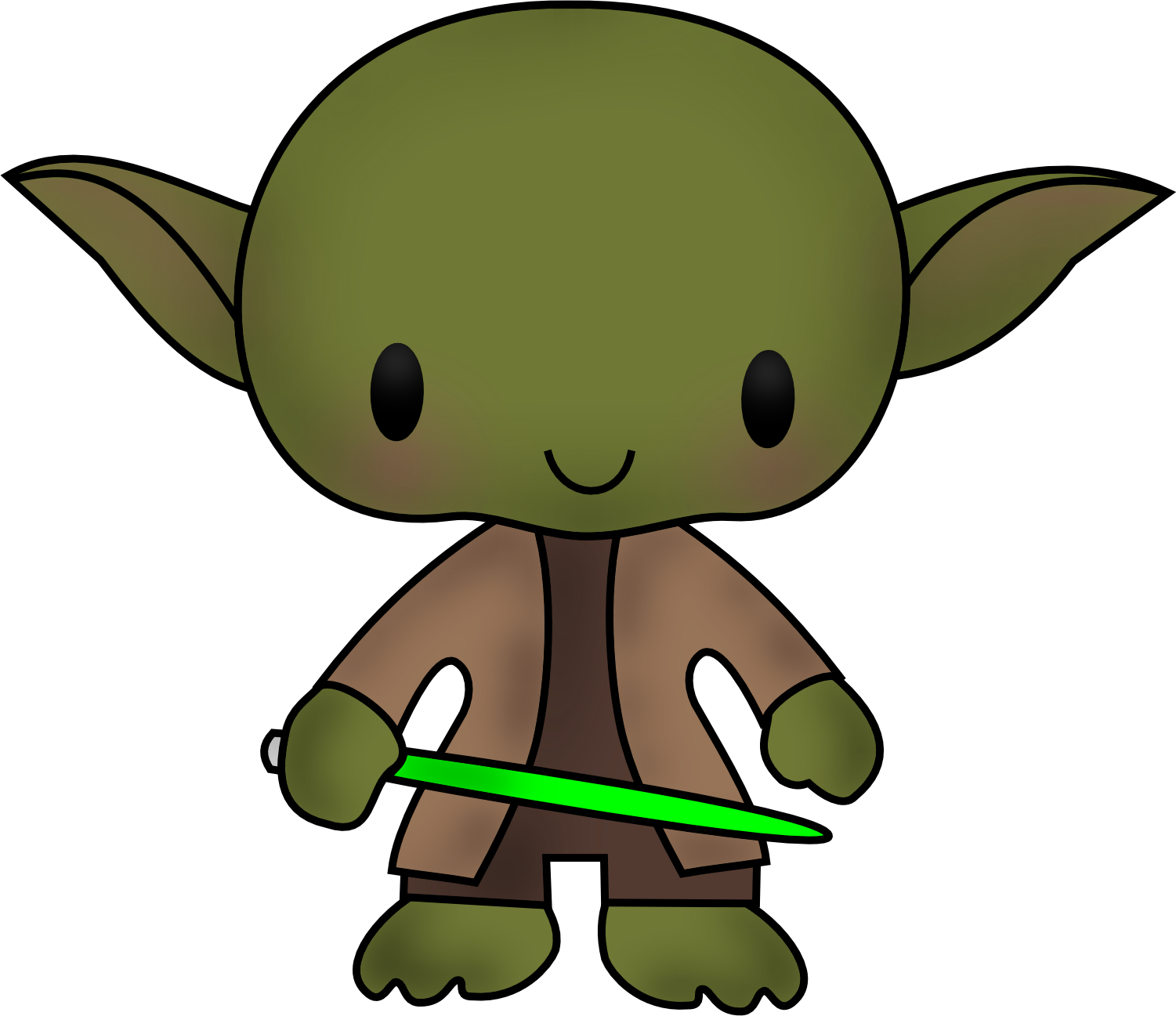 Star wars jedi clipart jpg library download Star Wars | Clip Art | Pinterest | Star jpg library download