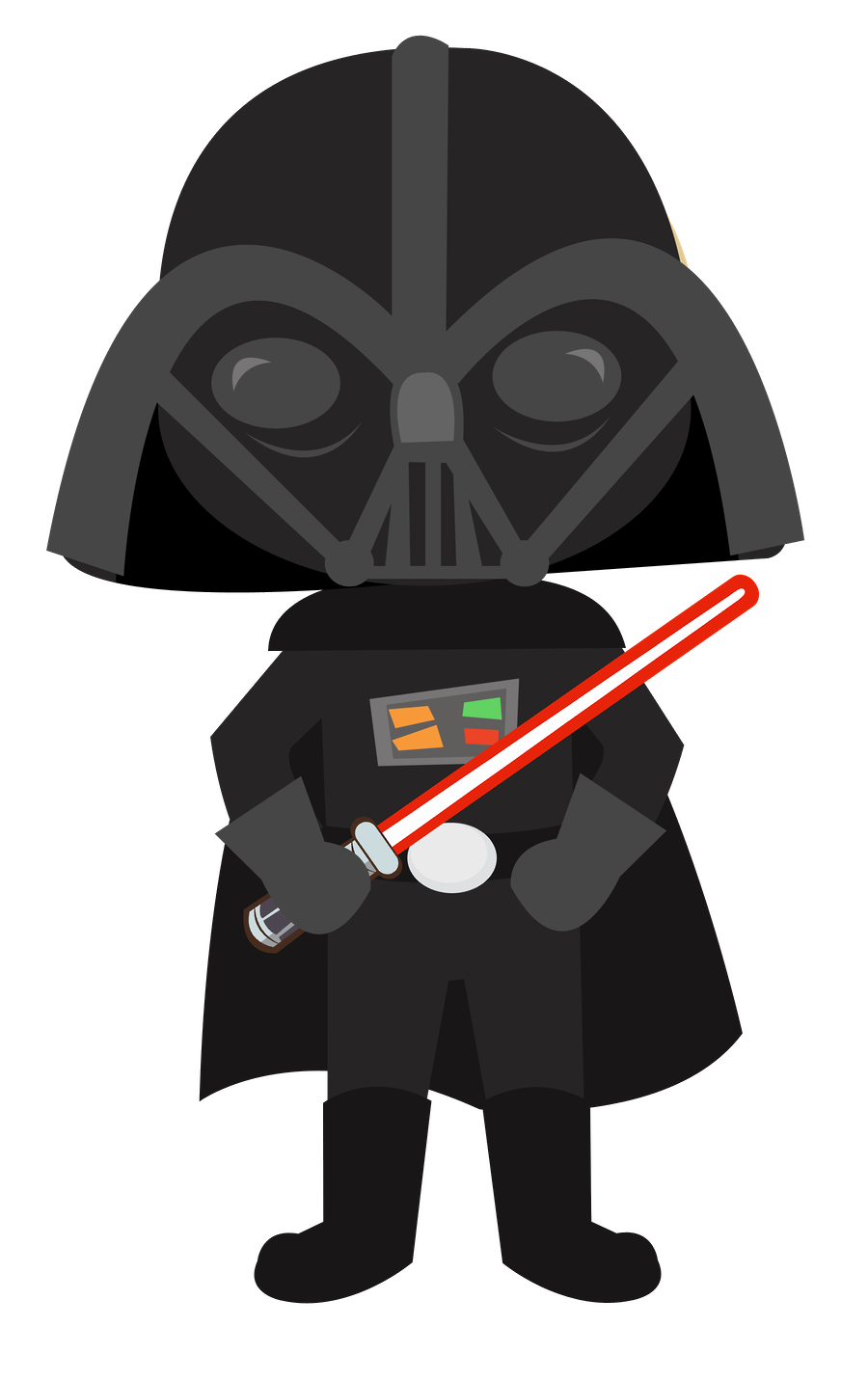 Star wars force clipart picture transparent download Star Wars - Minus | Felt Board Images | Pinterest | Star, Darth ... picture transparent download