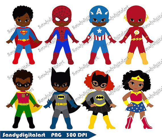 Baby superhero clipart free clipart black and white download Baby Superheroes Pictures | Free download best Baby Superheroes ... clipart black and white download