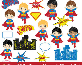 Baby superman clipart image freeuse Cute Superman Clipart - Clipart Kid image freeuse
