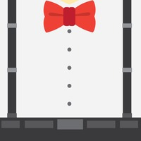 Baby suspenders and bow tie clipart png free library Character Characters Fashion Fashions Cartoon Outfit Outfits Boy ... png free library