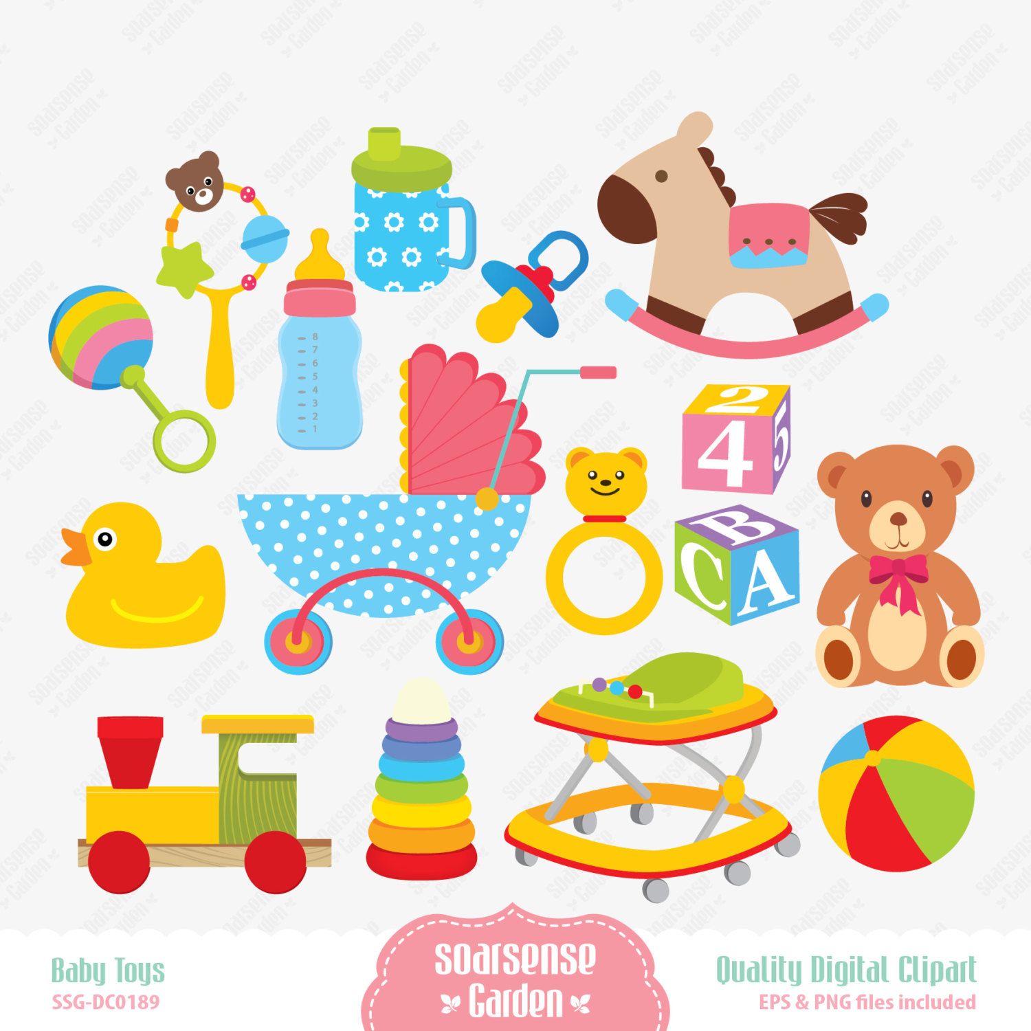 Baby toys pictures clipart banner freeuse library 91+ Baby Toys Clipart | ClipartLook banner freeuse library