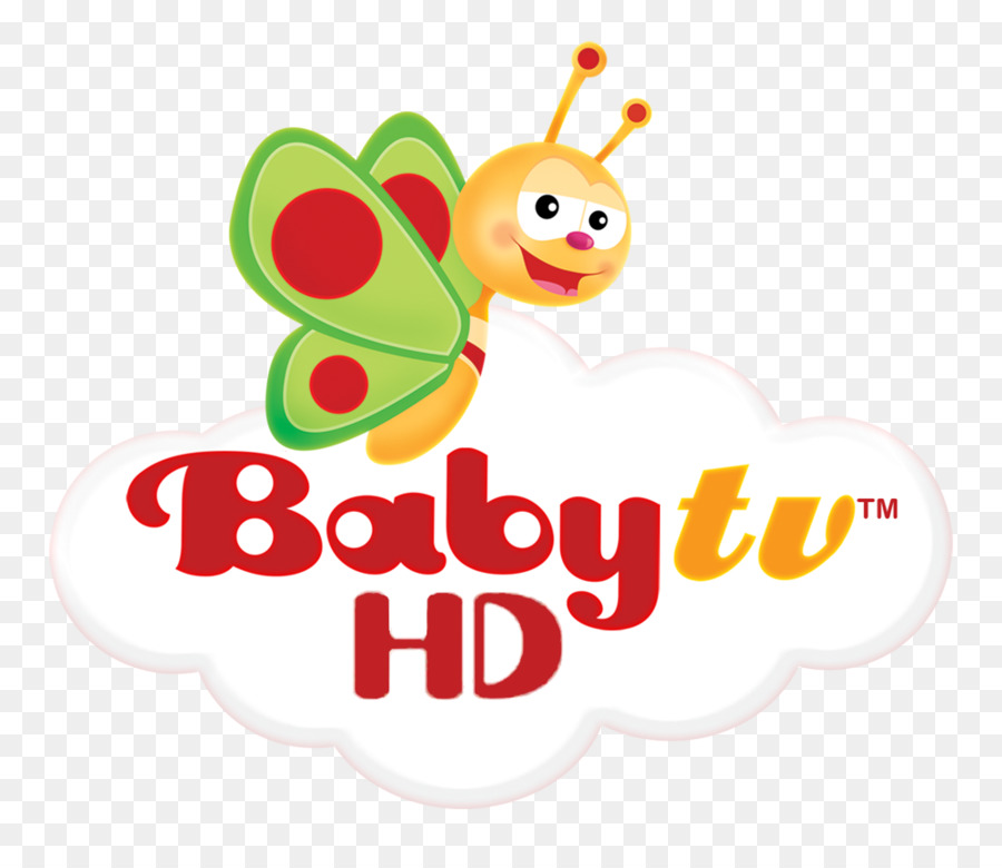 Baby tv logo clipart image royalty free stock Butterfly Logo image royalty free stock