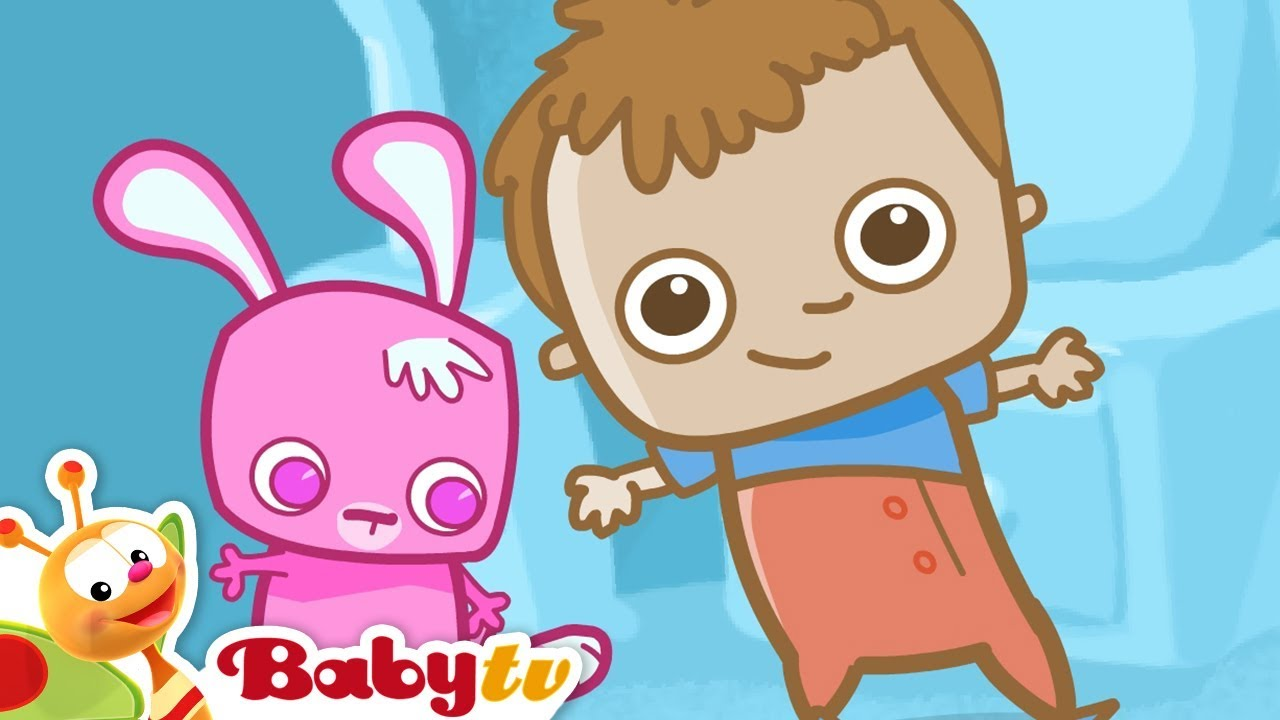 Baby tv logo clipart picture library library Clap Your Hands - Nursery Rhymes - By BabyTV picture library library