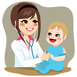 Baby vaccine clipart picture royalty free download Post-Vaccine care picture royalty free download