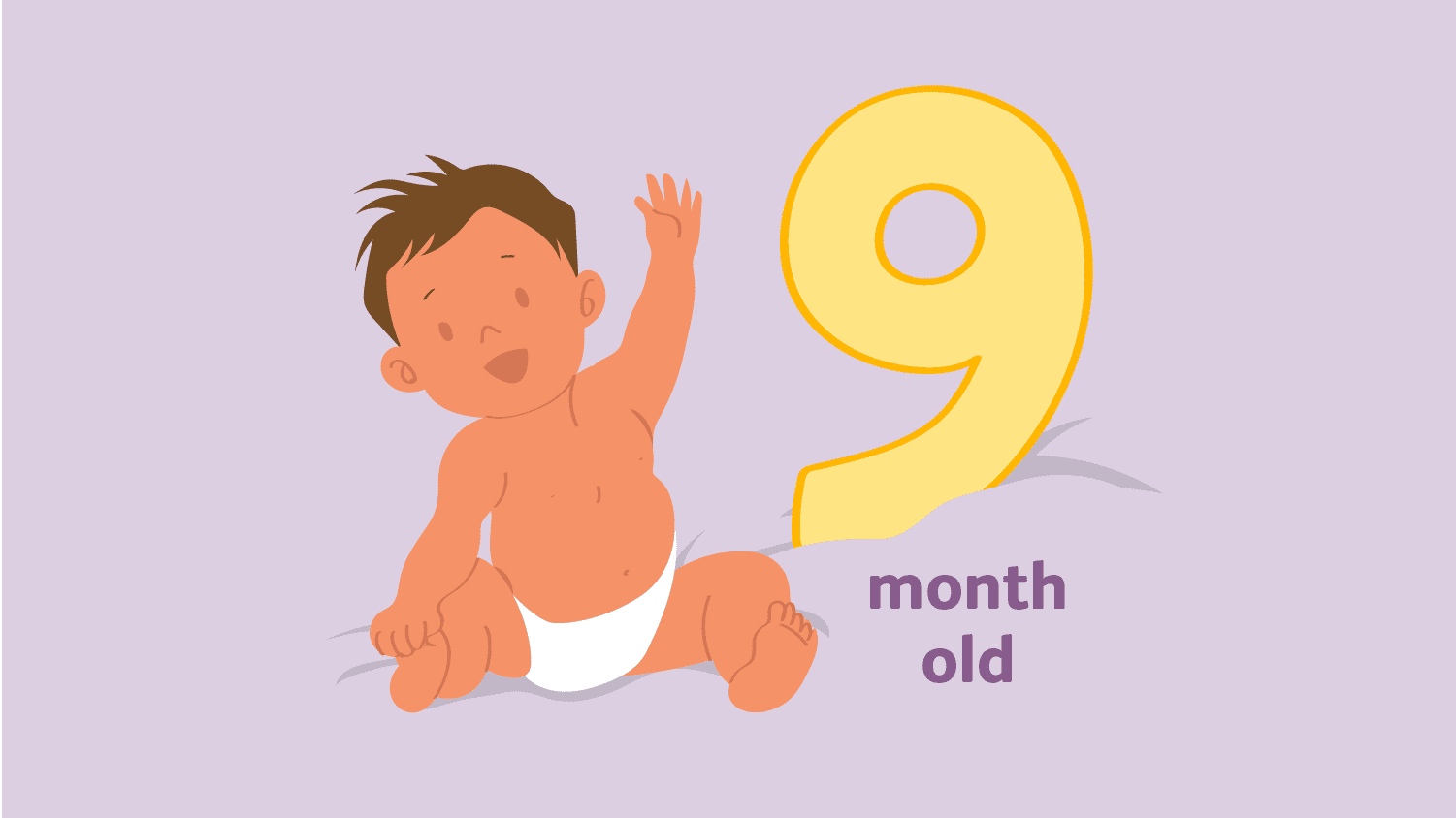 Your 9-Month-Old Baby: Development & Milestones clipart library
