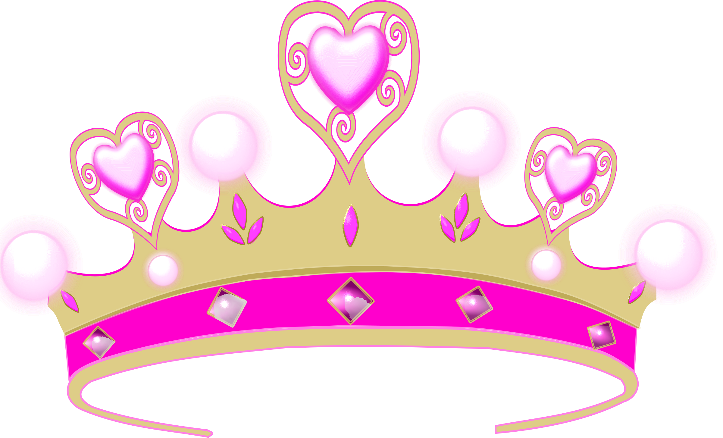 Pink princess crown clipart png svg free download 28+ Collection of Crown Clipart Pink | High quality, free cliparts ... svg free download