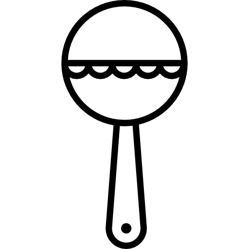 Baby with rattle clipart black and white image black and white download Baby rattle clipart black and white 3 » Clipart Station image black and white download