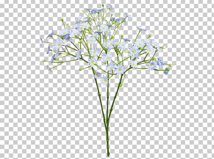 Babybreath clipart svg library stock Cut Flowers Baby\'s-breath Blue Flower Bouquet PNG, Clipart ... svg library stock