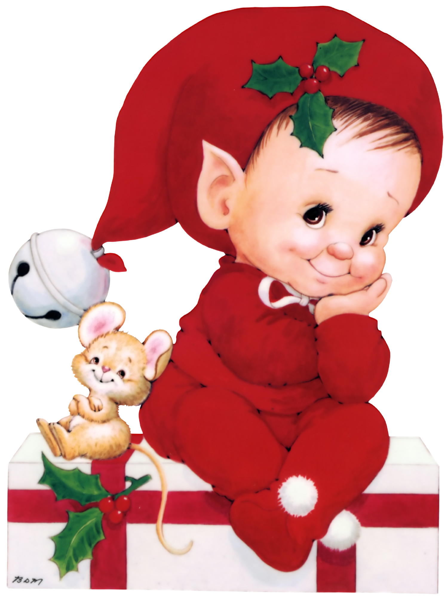 Baby's first christmas clipart clipart royalty free Ruth Morehead Tubes | tubes enfants / Ruth Morehead - (page 2 ... clipart royalty free