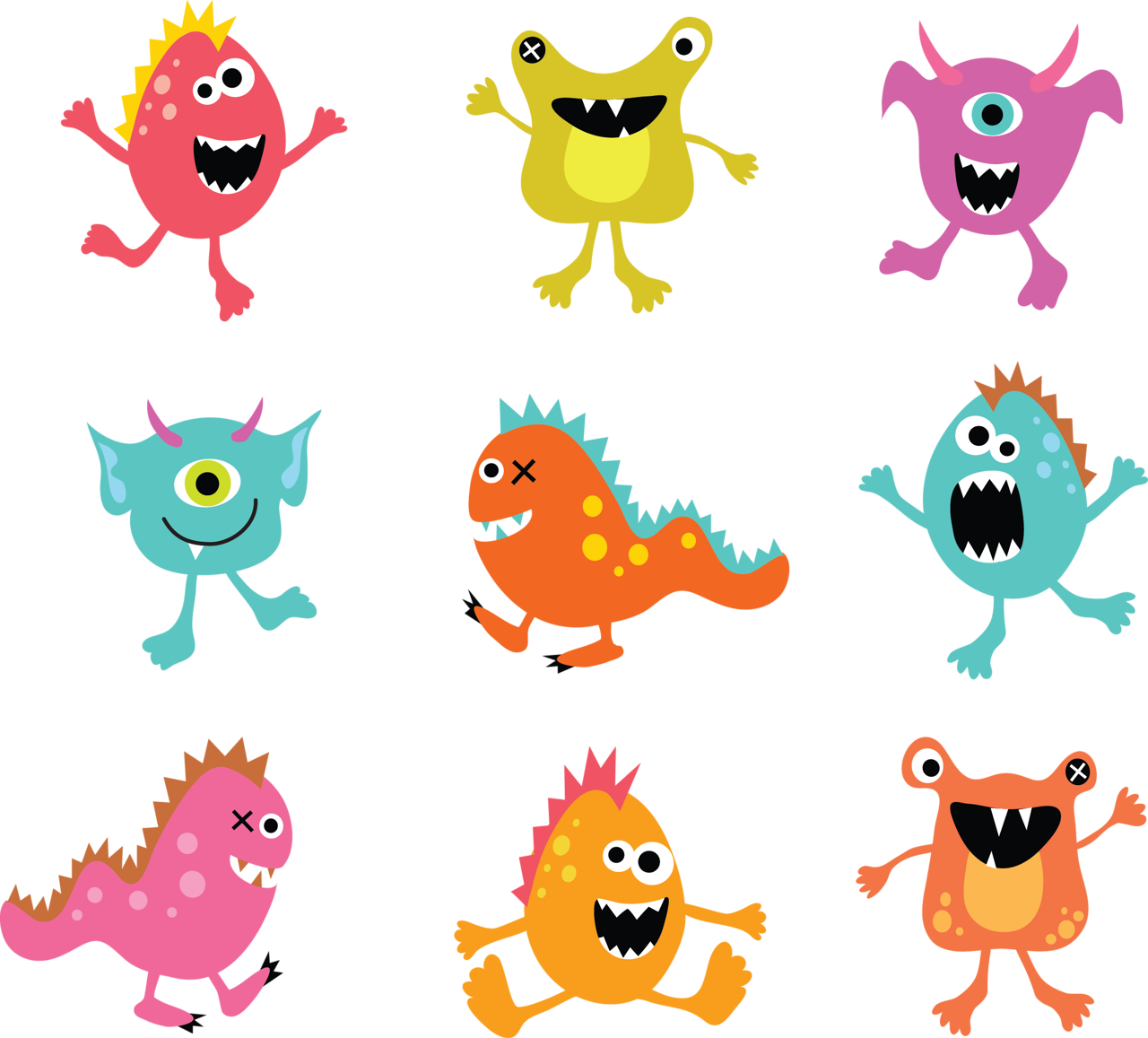 Baby's first halloween clipart jpg freeuse library monstruos | Monster university | Pinterest | Monsters, Birthdays and ... jpg freeuse library