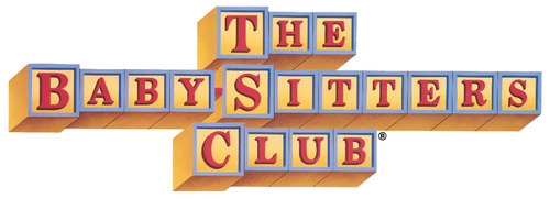 Babysitter club clipart svg black and white library Something Scribbled — Flashback Friday!: The Baby-Sitters Club... svg black and white library