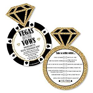 Bachelorette party vegas clipart svg royalty free stock Amazon.com: Vegas Before Vows - Selfie Scavenger Hunt - Las Vegas ... svg royalty free stock