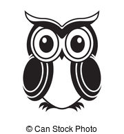Free owl clipart black and white picture free library White owl Illustrations and Clipart. 10,953 White owl royalty free ... picture free library