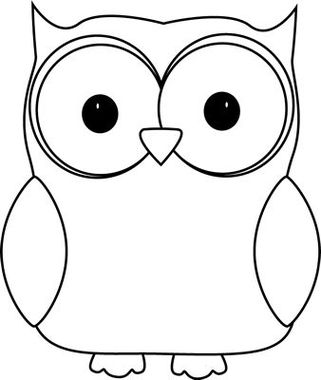 Free owl clipart black and white graphic freeuse Free White Owl Cliparts, Download Free Clip Art, Free Clip Art on ... graphic freeuse