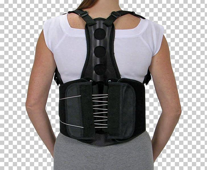 Back brace clipart clipart freeuse Back Brace Orthotics Vertebral Column Human Back Lumbar PNG, Clipart ... clipart freeuse