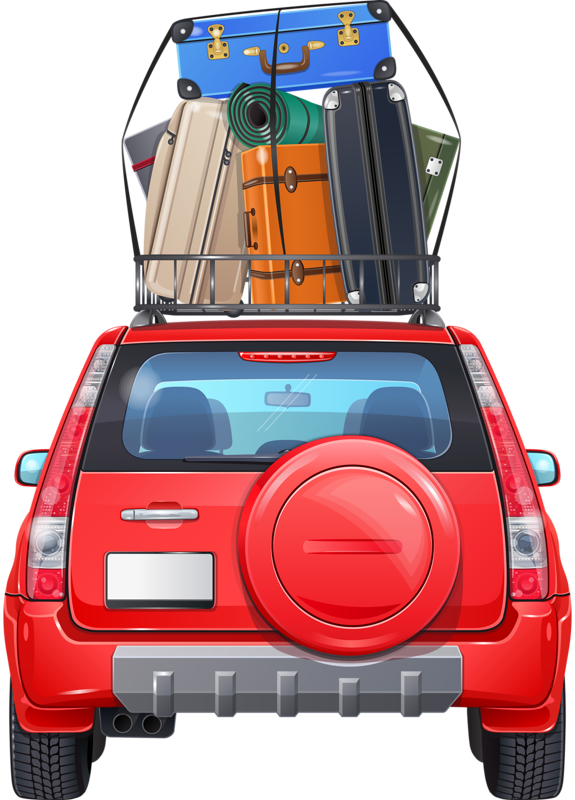 Car with luggage clipart banner library download voiture,cars,tube----png image trans back | C- PAPER TO PRINT ... banner library download