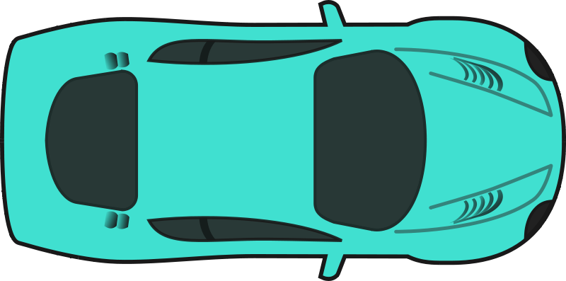 Car clipart image image royalty free library Car Clipart Top View   Clipart Panda - Free Clipart Images image royalty free library