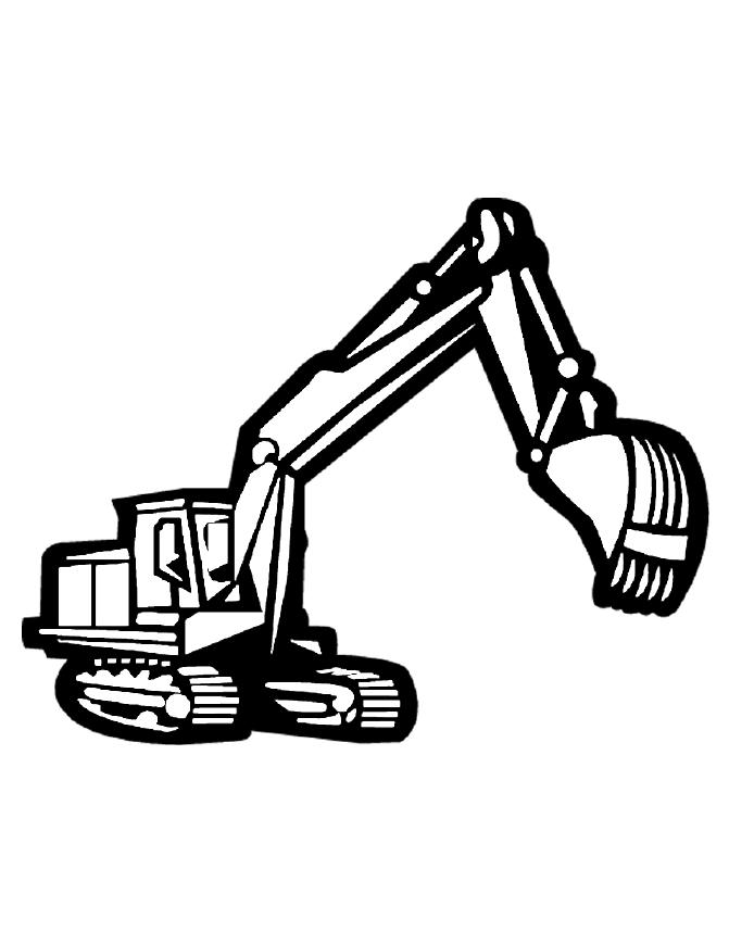 Back hoe clipart banner library library 48+ Backhoe Clipart | ClipartLook banner library library