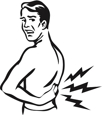 Clipart back pain image free back-pain-clipart | NoMad Blogger image free