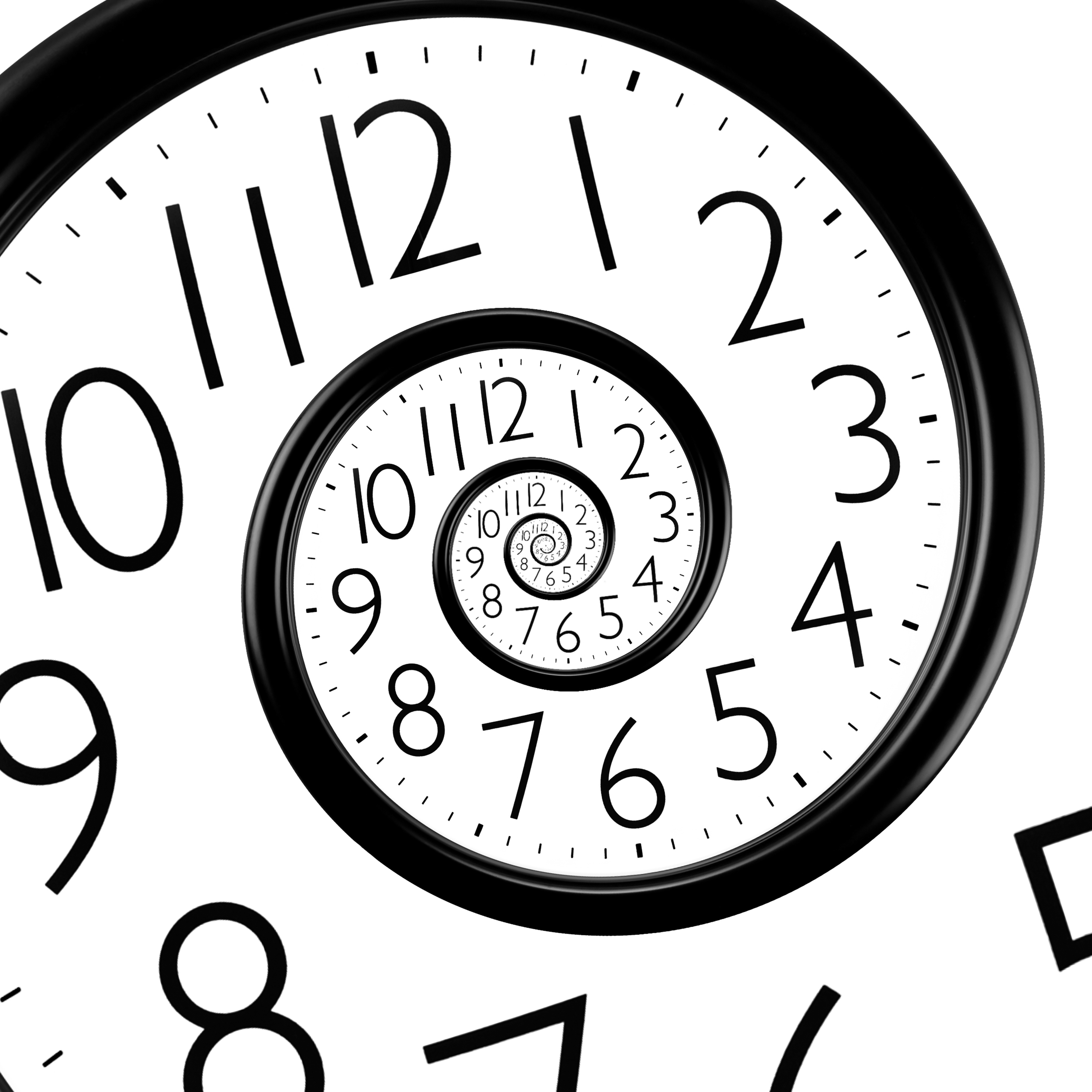 Back in time clipart svg black and white stock Back In Time Clipart svg black and white stock