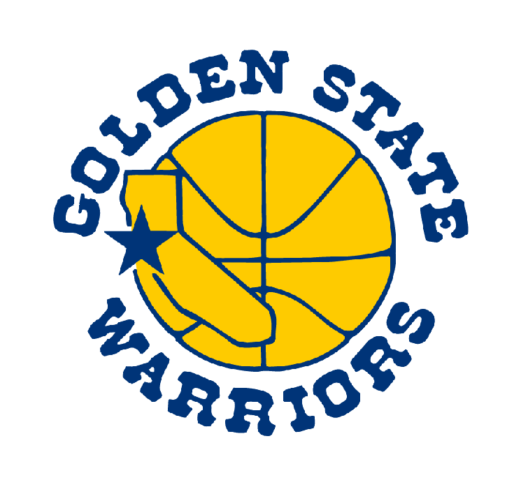 Back of basketball golden state jersey clipart transparent stock The Golden State Warriors: how sports logos turn teams into ... transparent stock