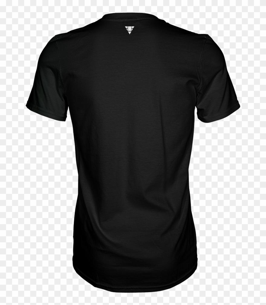 Back of black shirt clipart jpg download Black Tshirt Back Png - Esports T Shirt Back Clipart (#4537674 ... jpg download