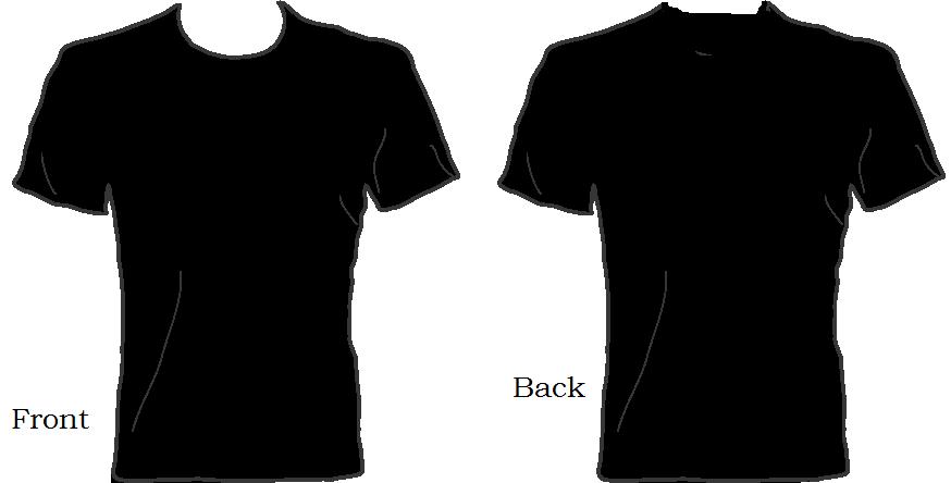 Back of black shirt clipart clip art transparent download Black Shirt Cliparts | Free download best Black Shirt Cliparts on ... clip art transparent download