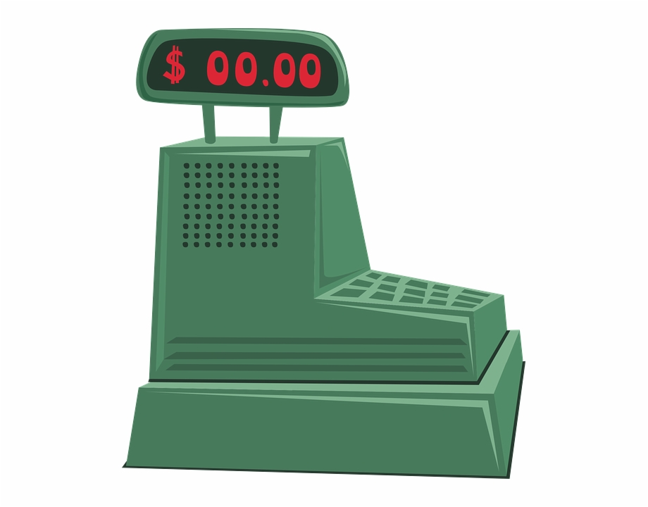 Back Cash Register Clipart Free PNG Images & Clipart Download ... free download