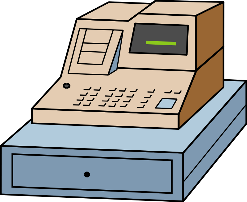 Free Cash Register Pictures, Download Free Clip Art, Free Clip Art ... clipart freeuse