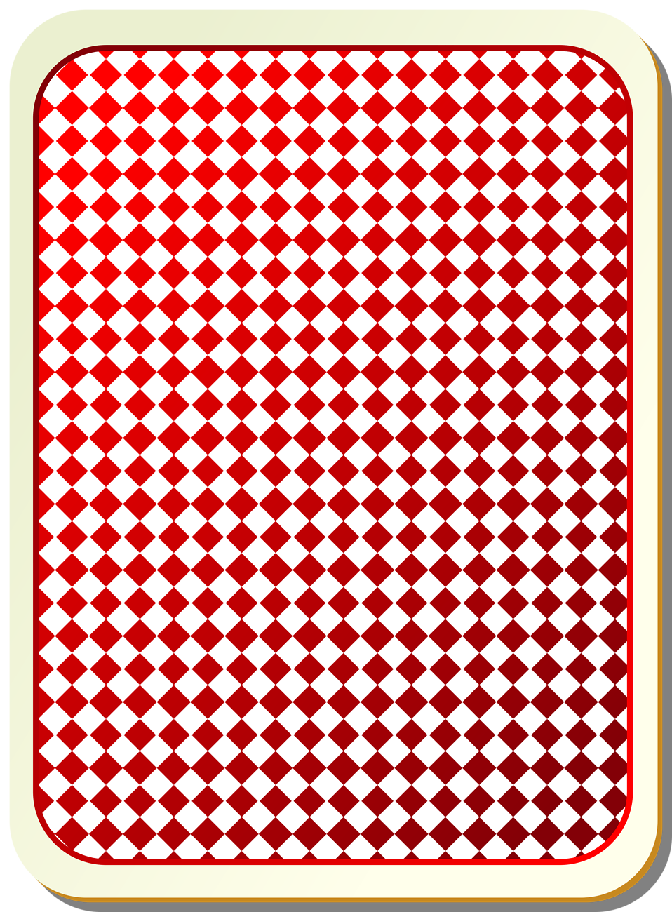 Playing card back clipart vector royalty free download Free Playing Card Back Png, Download Free Clip Art, Free Clip Art on ... vector royalty free download