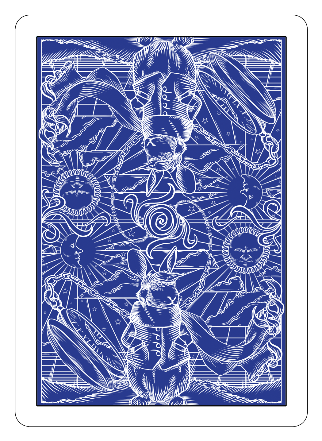 Back of playing card clipart banner black and white library Playing card pattern clipart images gallery for free download ... banner black and white library