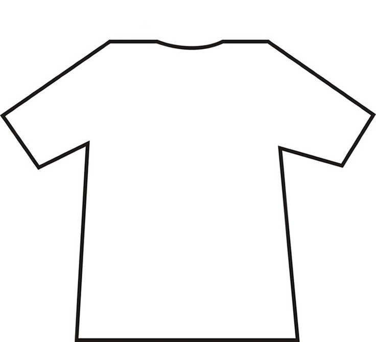 Softball jersey clipart png black and white Free Jersey Template, Download Free Clip Art, Free Clip Art on ... png black and white