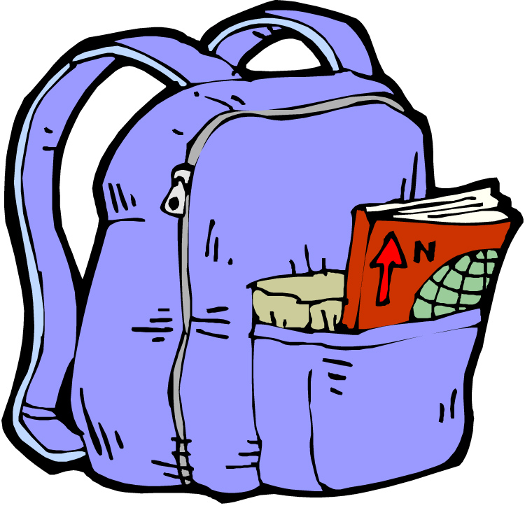 Back packs filled with food clipart jpg royalty free library Back packs filled with food clipart - ClipartFest jpg royalty free library