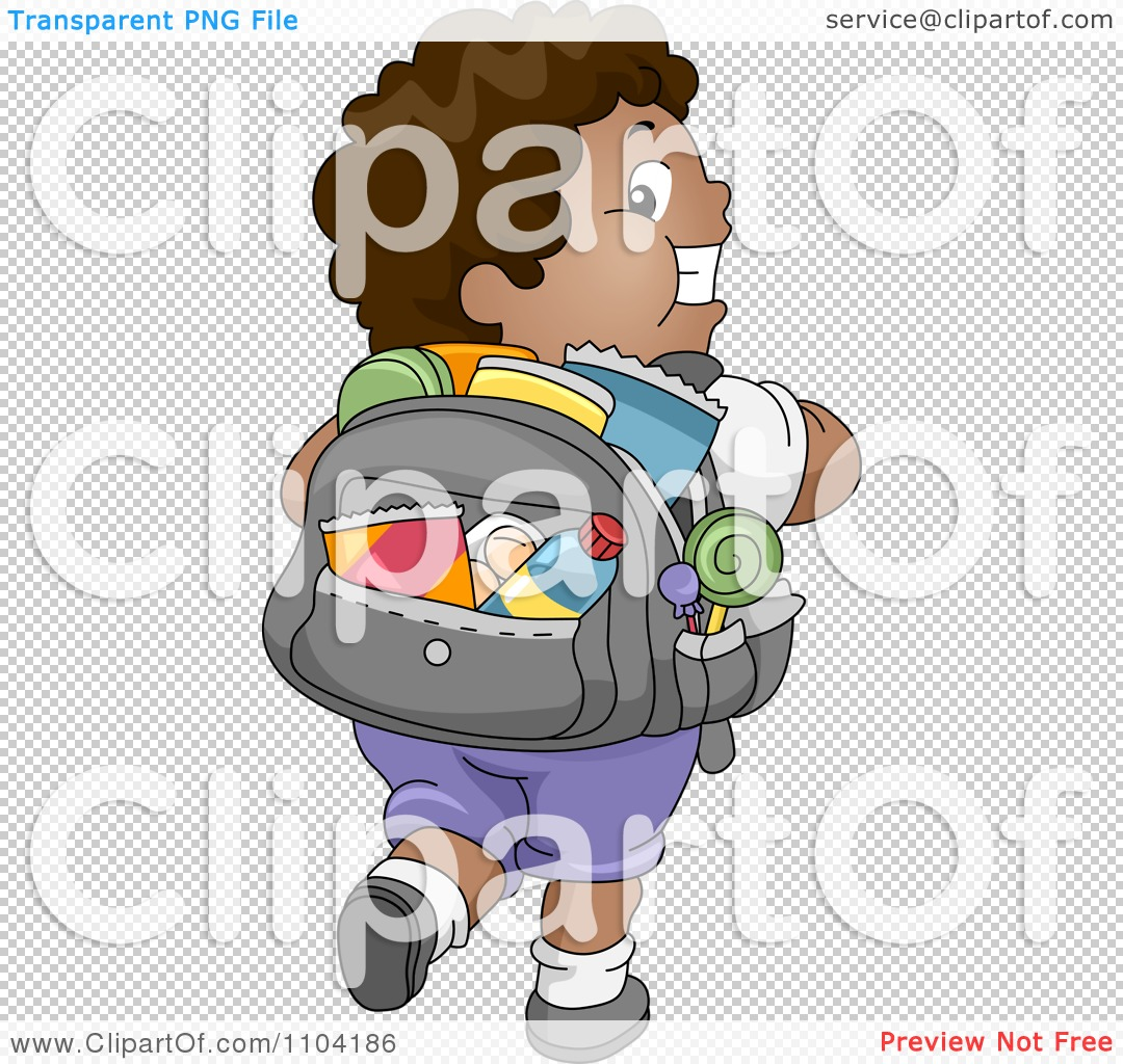 Back packs filled with food clipart vector free download Backpack with food clipart - ClipartNinja vector free download