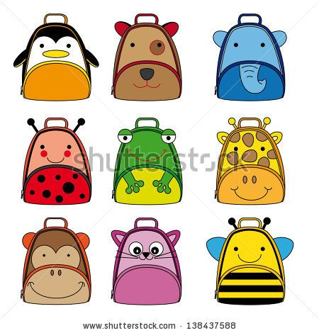 Back packs filled with food clipart jpg library stock 17 Best ideas about Backpacks For Kids on Pinterest | Backpacks ... jpg library stock