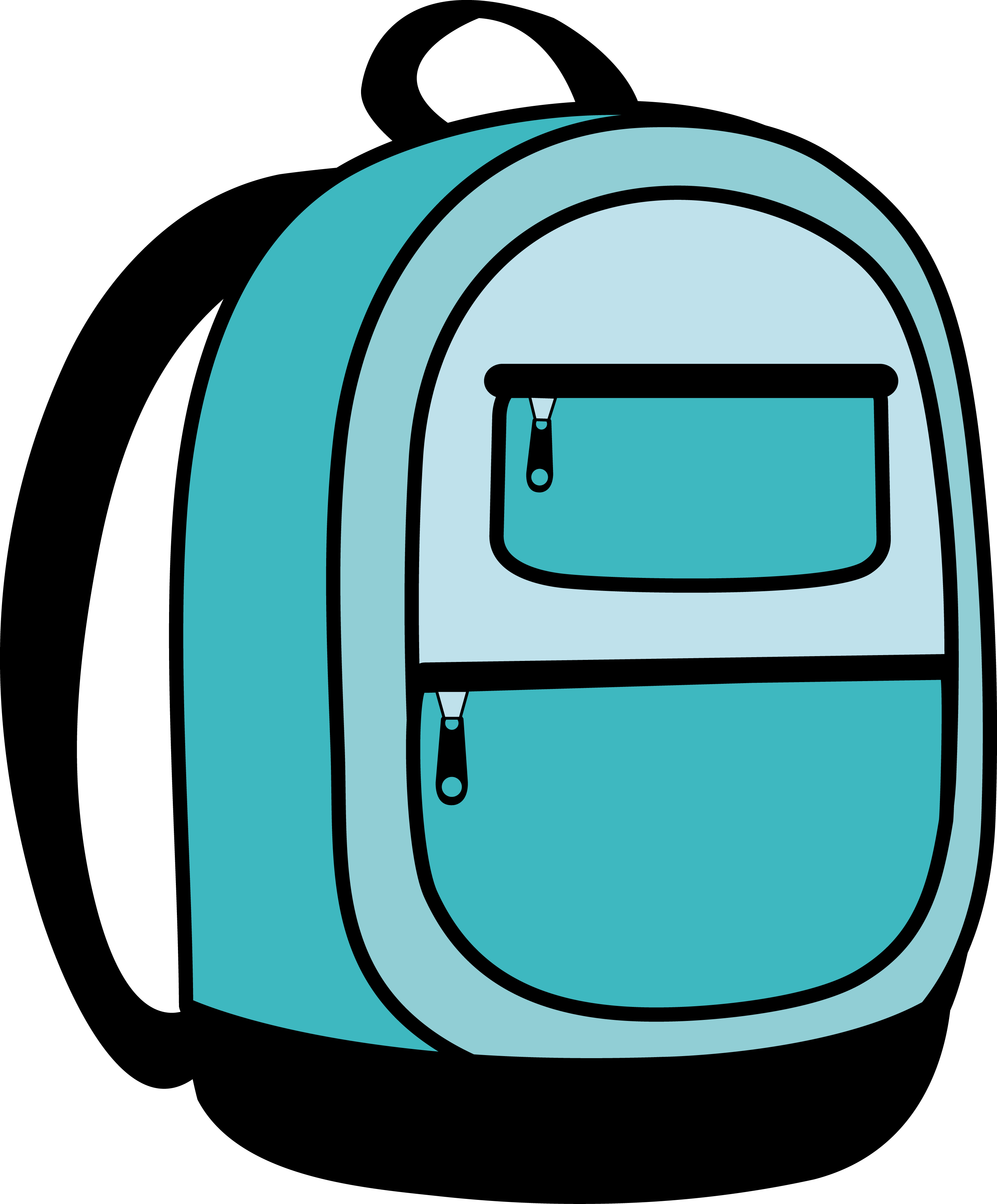 School bag clipart graphic royalty free library Backpack clipart free images 3 – Gclipart.com graphic royalty free library