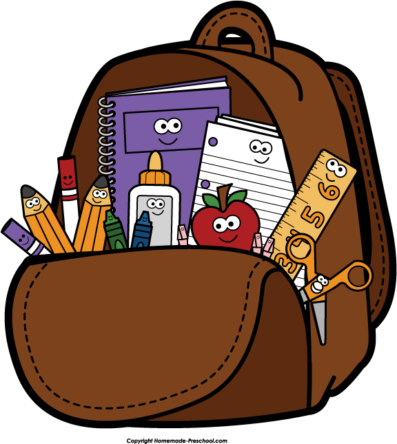 Back packs filled with food clipart clip black and white download Back packs filled with food clipart - ClipartFest clip black and white download