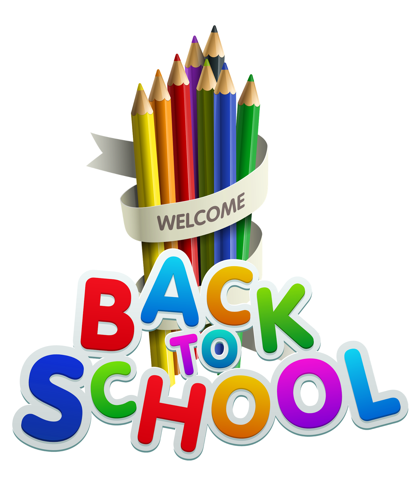 Clipart back to school free vector black and white Best Free Back To School Png Image #23353 - Free Icons and PNG ... vector black and white