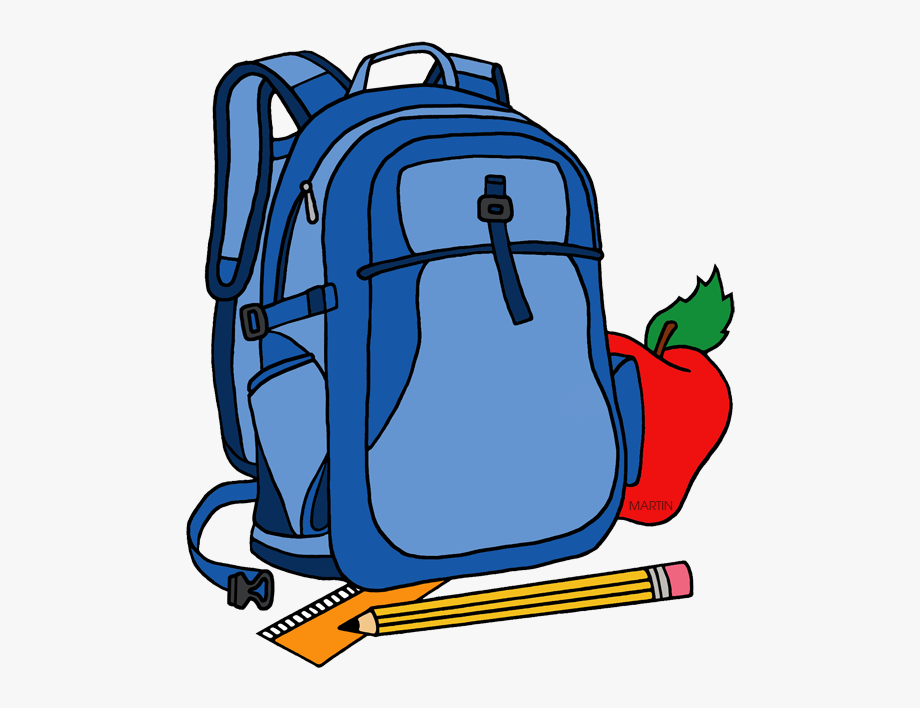 Back to school backpack clipart png transparent stock School Clipart Clipart Backpack - Clip Art Back Pack #16150 - Free ... png transparent stock