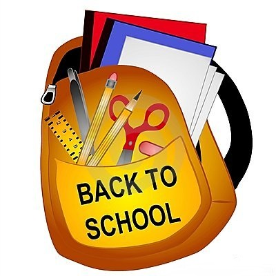 Back to school backpack clipart clip art transparent download School Backpack Clipart | Clipart Panda - Free Clipart Images clip art transparent download