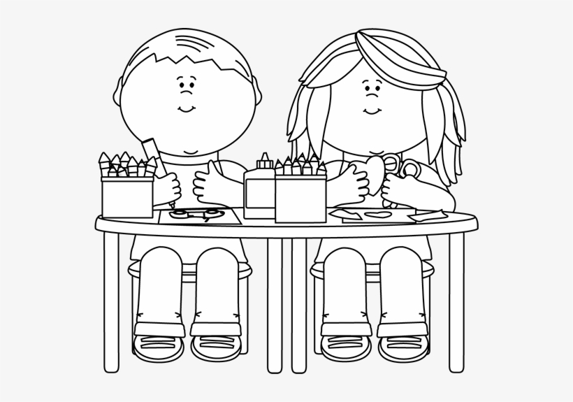 Back to school black and white clipart free clipart library Back To School Clipart Black And White - Black And White School Clip ... clipart library