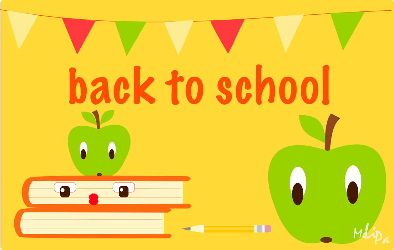 Back to school clipart free printables clip art transparent library Back to school clipart free printables - ClipartFest clip art transparent library