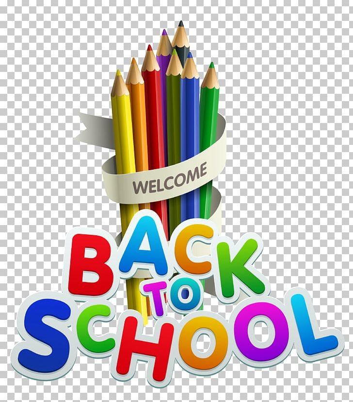 Back to school logo clipart vector freeuse library Back To School Transparent Decor PNG, Clipart, Clipart, Clip Art ... vector freeuse library
